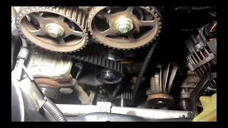 Замена ремня ГРМ на Ford Fusion(, 2014-07-22T11:20:14.000Z)