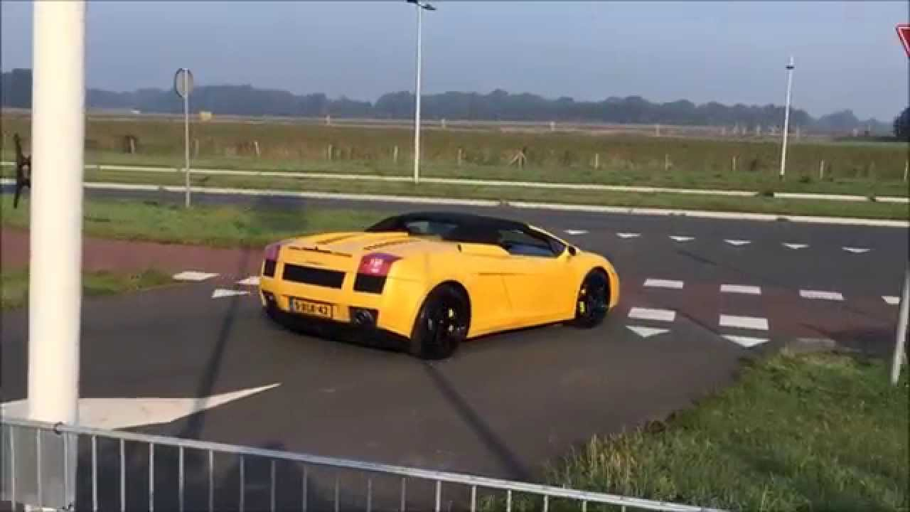 lamborghini gallardo lp 520 spyder - youtube