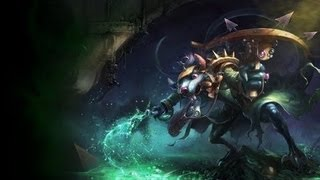 League of Legends - Jungle Twitch