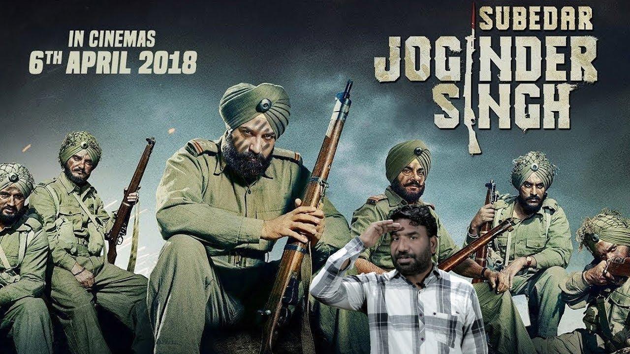 Image result for Subedar Joginder Singh (2018) Punjabi Full Movie Watch Online HD Download