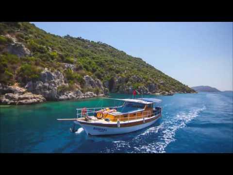 Türkiye'de bir hafta ...Turquoise Timelapse: A week in Turkey