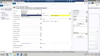AutoMerge: Automated document generation in CRM processes