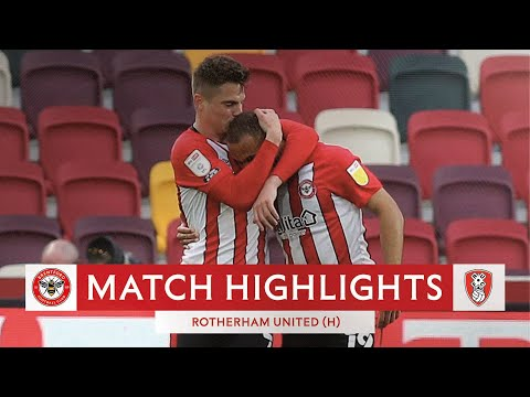 Brentford Rotherham Goals And Highlights