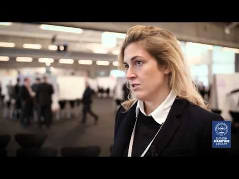Snapshots from the Danish Maritime Forum with Isabelle Rickmers