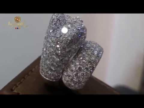 Cartier Panther.Kuwait diamond setter(Nazo Arabian)