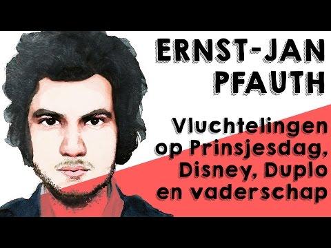 Ernst-Jan Pfauth over vluchtelingen op Prinsjesdag, Disney, Duplo en vaderschap