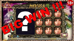 Medusa 2 - MEEEEGA BIG WIN!!! on 2.50€ | Online Casino Slots