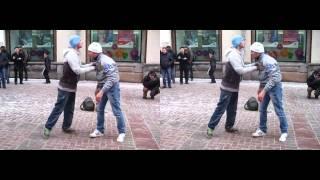 3D video молодежь танцует брейк данс. yt3d:enable=true(Очень красивое 3D видео. Молодые люди танцуют брейк данс., 2011-07-03T20:20:24.000Z)