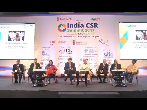 The CEOs' Forum India CSR Summit 2017- NGOBOX