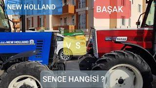 EFSANE KASA BAŞAK VS NEW HOLLAND !