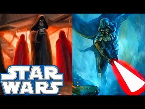 How Sidious PUNISHED Darth Vader For Rebelling  Star Wars Comics Explained