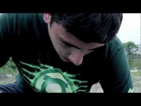 Green Lantern Fan Film Filmed on Canon T2i
