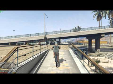 Admirez le paysage en vélo