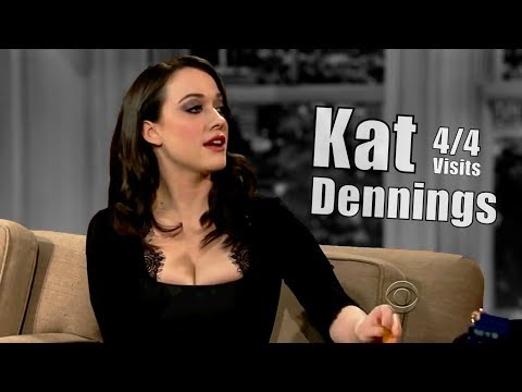 Kat Dennings  Craig Adores Her  44 Appearances In Chron. Order HD