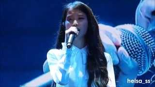 IU(아이유) - 囍帖街 (Cantonese Song) 2015 | I&U in Hong Kong