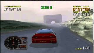Rally Challenge 2000 N64: Great Britain