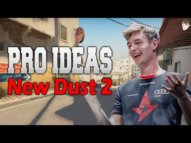 What Nades, Strats & Angles the Pros are Using on Dust 2