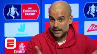Manchester City's Pep Guardiola says it's not his business how FA solves fixture congestion | FA Cup