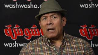 بالفيديو.. أحمد ماهر يكشف كوليس تصوير 'ذئاب الجبل'