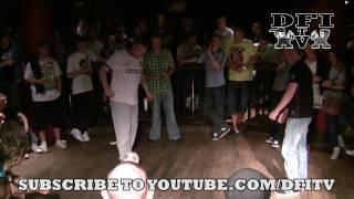 DFI 4 - Redzer vs Mark (Football Freestyle Battle)