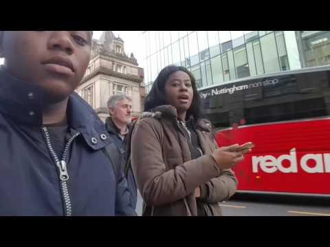 Univlogs 001:Nottingham Trent University Campus Tour