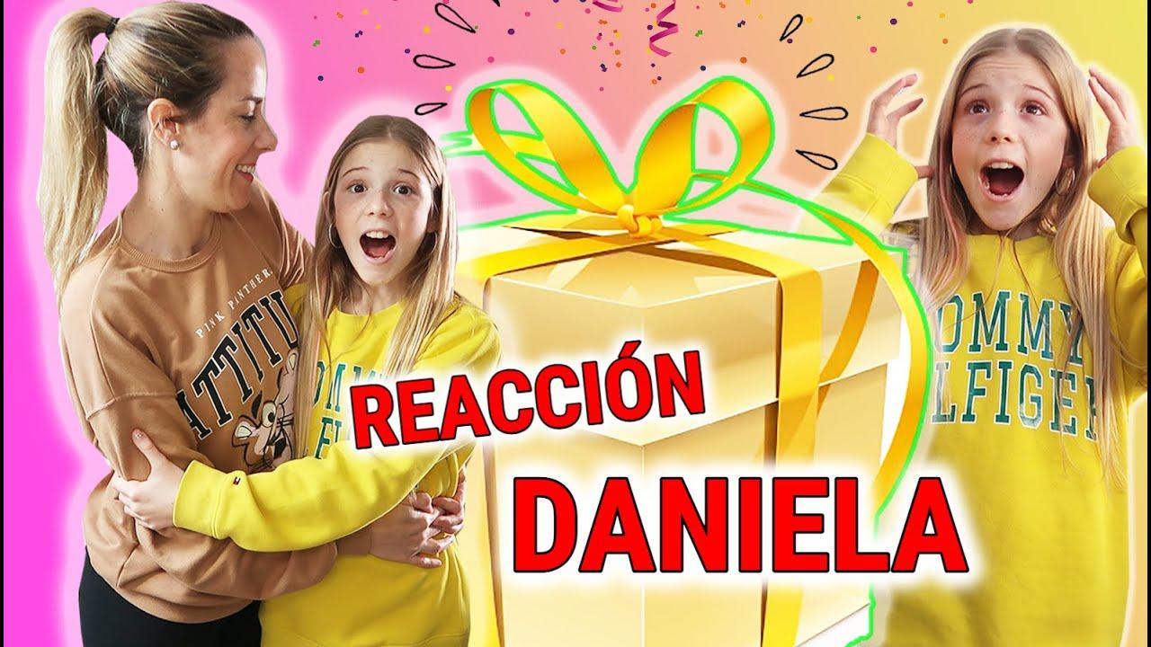 LE DOY A MI HIJA LA MEJOR SORPRESA DE SU VIDA! DANIELA REACCIONA A SU MEJOR REGALO SE EMOCIONA MUCHO