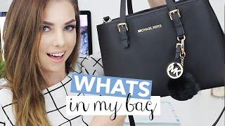 Whats In My Bag! - Michael Kors