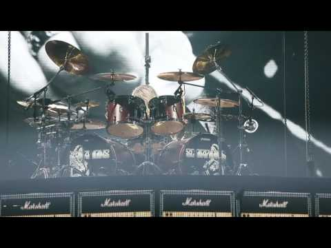 Scorpions & Mikkey Dee Overkill World Tour  Berlin 2016