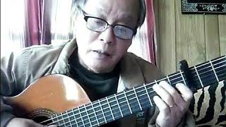 Ru Em Từng Ngón Xuân Nồng (Trịnh Công Sơn) - Guitar Cover by Hoàng Bảo Tuấn