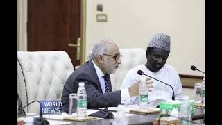 President of Gambia heaps praise on Ahmadiyya charitable efforts