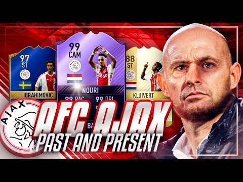 PAST AND PRESENT AJAX - TRIBUTE TO NOURI - FIFA 17 Ultimate Team