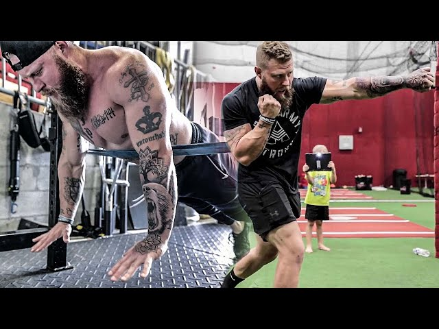 Top 3 Exercise to Increase Punching Speed for MMA | Phil Daru