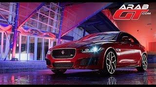 Jaguar XE Official launch  - الاطلاق الرسمي جاكوار اكس اي