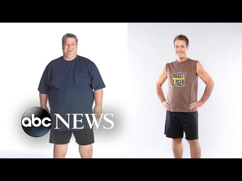 Why 'Biggest Loser' Winners Often Regain Weight - YouTube