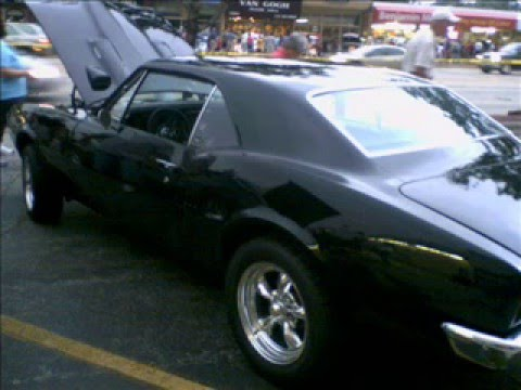 Palos Heights Classic Car Show Youtube