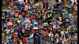 2552 Posters Of RARE Movies (2 Hours)