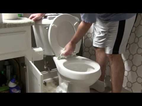 How to Clean a Toilet the Proper Way