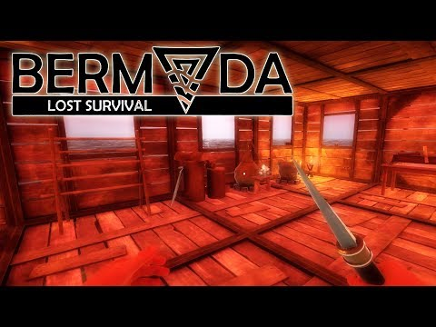 Bermuda Lost Survival #14 | Ein schwimmendes Haus | Gameplay German Deutsch