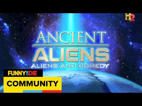 Andy Kozel & Brian Moreno: Ancient Aliens - Aliens and Comedy
