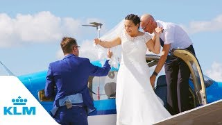 An Airport Wedding: Part 3 - The Big Day