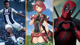 FIFA Ultimate Team Odds REVEALED + Monolith Soft talks Xenoblade Chronicles 3 + Deadpool 2 PG-13 Cut
