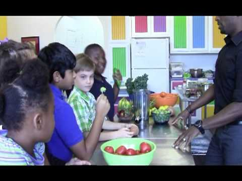 Healthy Notions Kids - Grow Lean and Green