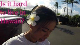 How would it be to live in Hawaii? The real Hawaii life. Kauai. Hawaii