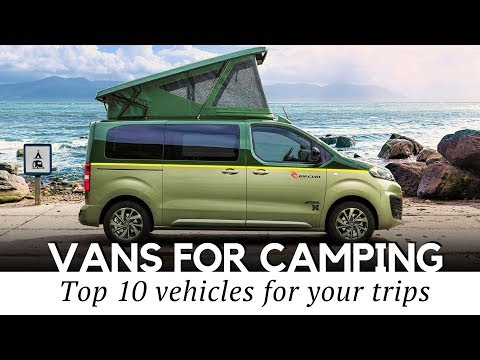 10 Camper Vans Converted For Perfect Outdoor Getaways (Interior And Exterior Review)