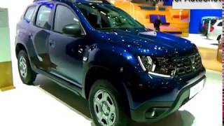 Renault New Duster   2018