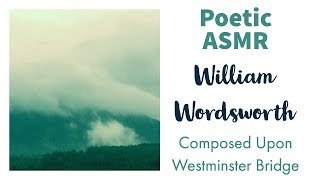 william wordsworth composed upon westminster bridge summary