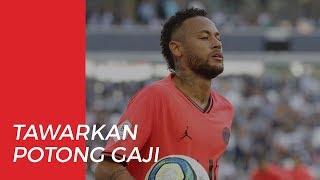 Demi Neymar Kembali, Pemain Barcelona Tawarkan Potong Gaji