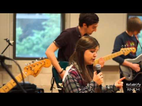 That's What You Get - Paramore Band Cover by 'Kolabify' Featuring 'Brighter.'