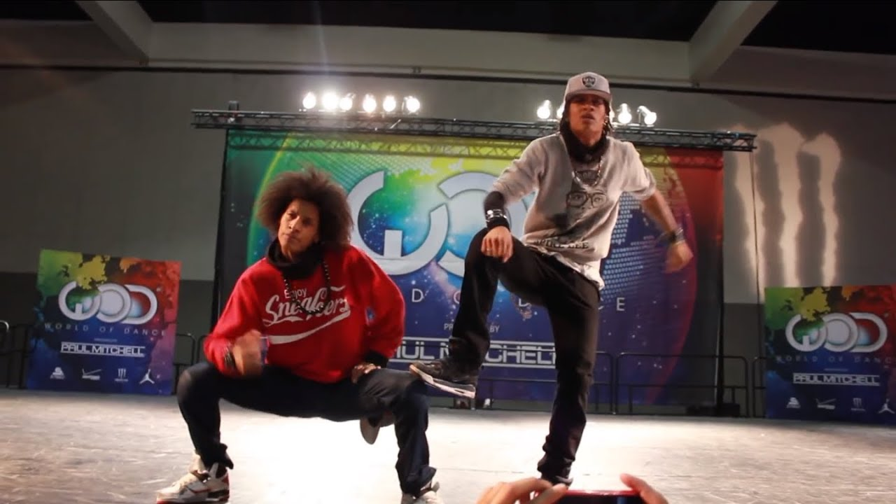 Download Les Twins   World Of Dance 2012  