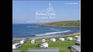 Portsoy caravan site